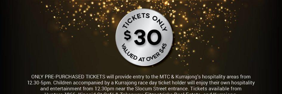 Kurrajong Race Day Poster